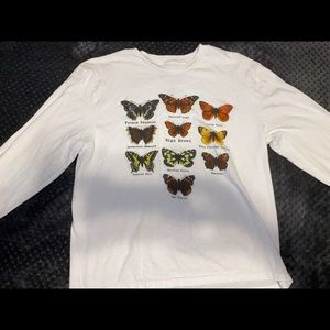 Butterfly shirt from Rue21
